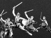 Театр мечтает выкупить у армии... танцовщиков