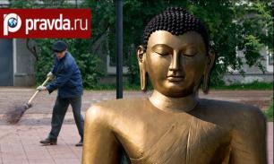 Спортсмена-осквернителя заставят отслужить Будде в монастыре
