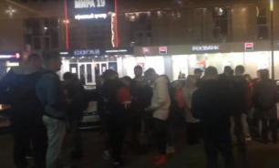 Красноярцы на сходе потребовали наказать убийц биатлониста Сисигина