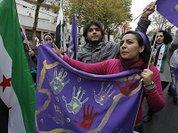 Французы не в восторге от идеи войны с Сирией