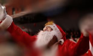 В Петербурге объявился Дед Мороз-грабитель