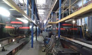 Два депо авторизовано Уральским конструкторским бюро вагоностроения