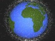Космический мусор отбуксируют с орбиты?
