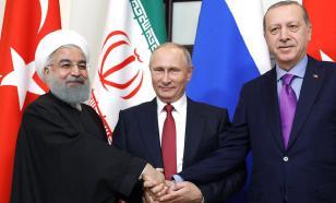 """Запад за бортом: Сирию """"вывозит"""" могучая тройка"""