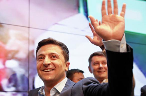 ЦИК Украины подвел итоги выборов президента: Зеленский победил