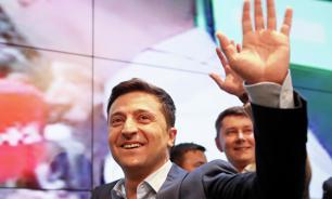 ЦИК Украины подвел итоги выборов президента