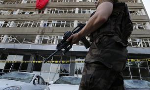 В Турции введен режим чрезвычайного положения