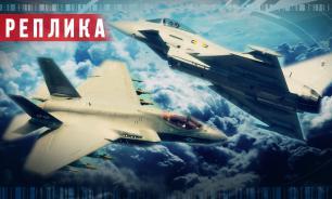 Борьба за небо?  F-35 против французского Dassault Rafale