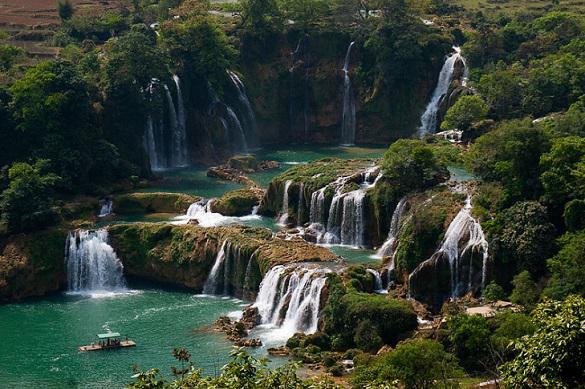 Китайское чудо, или Водопад Дэтянь
