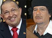Чавес рискует повторить судьбу Каддафи