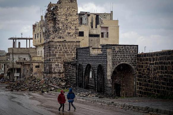 Украина выступила с жесткой критикой в отношении Сирии