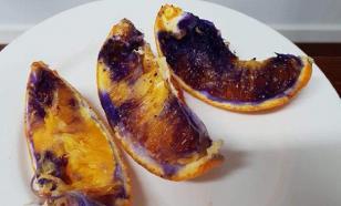 В Австралии химики раскрыли загадку фиолетового апельсина