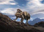 Четвероногий робот поможет солдату