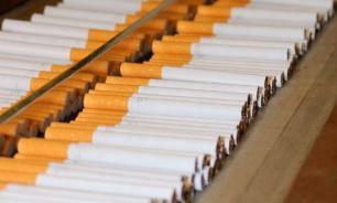 В управделами президента объяснили закупку отечественных сигарет на 19 миллионов