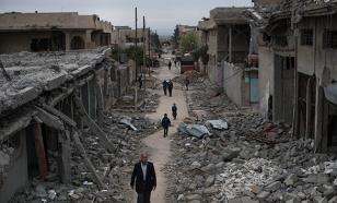 Живым щитом для террористов стали более ста тысяч жителей Мосула