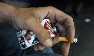 Курение приближает мужской климакс