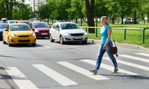 Как выжить пешеходу на дороге