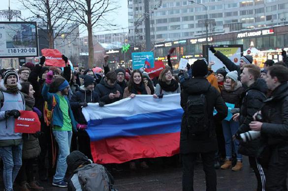"""Избиратель не хочет голосовать за """"Единую Россию"""", но и за других тоже"""