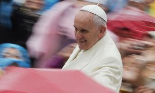 Папа Римский встретился с лидером Палестины