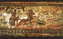 Тутанхамон - мальчик, калека или воин?