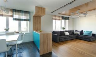 Как обустроить малогабаритную квартиру-студию