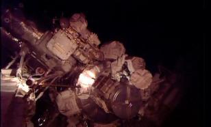 На американском сегменте МКС отказала часть оборудования