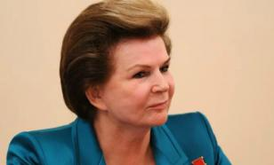 Терешкову пригласят на аудиенцию к британской королеве