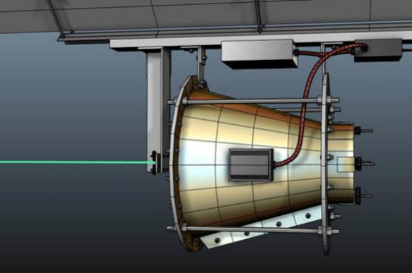 В КНР разработали мотор EmDrive нарушающий законы физики
