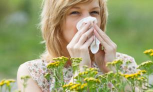 ВЦИОМ: аллергия на растения стала самой распространенной среди россиян