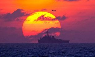 Новая арена борьбы - Индийский океан