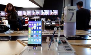 Samsung снял с производства взрывающийся Galaxy Note 7