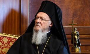 Православная церковь Украины может стать причиной низложения Вселенского патриарха