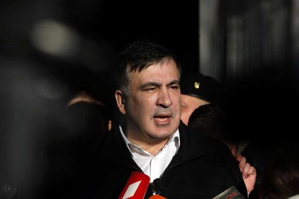 Саакашвили решил поддержать Зеленского на выборах в Раду