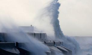 "Япония ждет удара тайфуна ""Чан-Хом"""