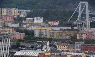 Среди пострадавших при обрушении моста в Генуе - двое украинцев