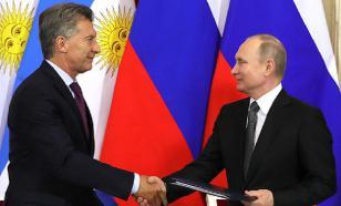 Нечаянно нагрянет: Аргентина полюбила Россию