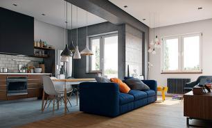 Почему стоит выбирать для проживания квартиру-студию