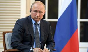 """Путин напомнил организаторам протестов в Москве про """"мертвые души"""""""