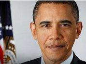 Обама выбивается из сонма президентов США