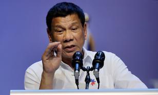 Президент Филиппин придумал жестокую казнь для коррупционеров