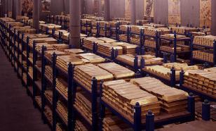 Зачем Россия сбрасывает госдолг США и скупает золото