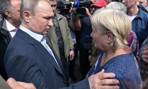 Жители Тулуна пожаловались, что от них скрыли визит Путина