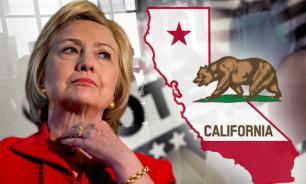 Хиллари Клинтон станет президентом отделившейся Калифорнии?