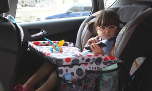 Вещи, которые облегчат автопутешествие с ребенком