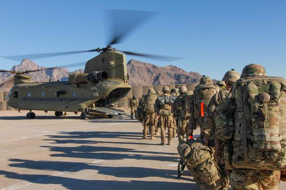 Военные США готовят операцию по защите судоходства на Ближнем Востоке