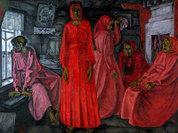 Условность, аллегория и женщины в красном