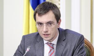 Украинский министр высмеял указ Зеленского об улучшении качества дорог