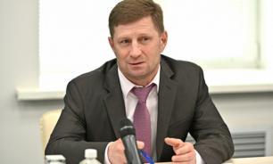 Хабаровский губернатор о выборах: нельзя допустить монополии власти