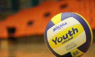 Российские волейболисты обыграли Австралию в Лиге наций