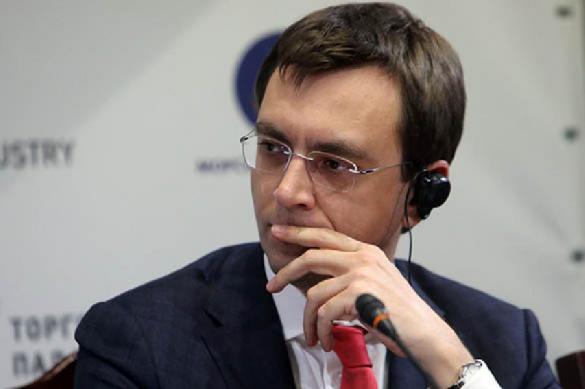 Украинская телеведущая случайно унизила министра в прямом эфире